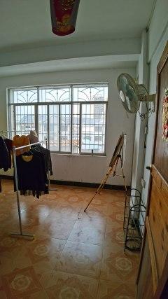 1室1厅1卫40m²简单装修