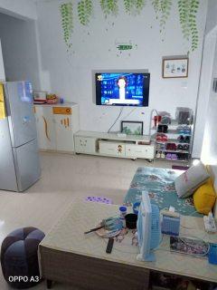 (八步区)汇豪国际城1室1厅1卫47.85m²精装修