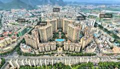 汇豪国际城 154平米可改4房 有证 70万  首付低