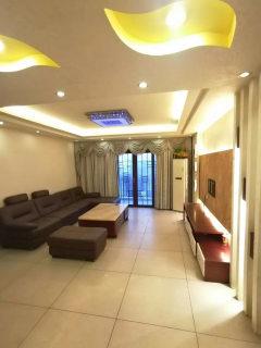 (八步区)香港城4室2厅2卫156m²豪华装修
