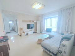 湖景房,太白市场对面,2室2厅1卫87m²,精装修