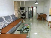 (八步区)汇豪国际城2室2厅1卫63.8万96m²简单装修出售