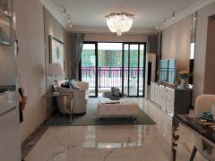 万达对面,碧桂园天玺湾精装2+1房,总价53万。